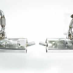 ポルシェ 981 ボクスター/ケイマン 用 iPE 可変バルブマフラー