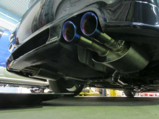 BMW M5 (E60) 静岡県のお客様7