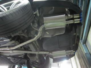 BMW M5 (E60) 静岡県のお客様6