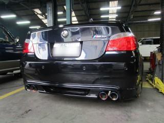 BMW M5 (E60) 静岡県のお客様8