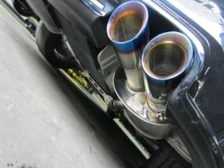 BMW M5 (E60) 静岡県のお客様9