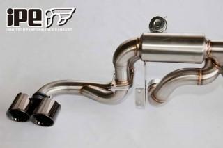 フェラーリ 360モデナ 用 iPE 可変バルブマフラー [フルシステム]3