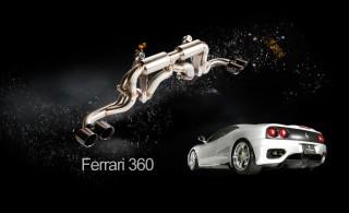 フェラーリ 360モデナ 用 iPE 可変バルブマフラー [フルシステム]2