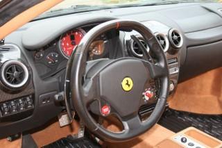 フェラーリ 各モデル 用 カーボン ロングパドル シフト2