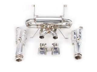 ランボルギーニ アヴェンタドール LP700-4 用 iPE 可変バルブマフラー2