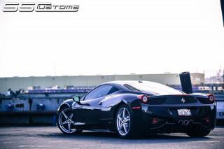 Ferrari 458 イタリア1