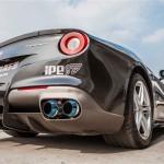 Ferrari F12 用 マフラー 新製品情報 公開しました
