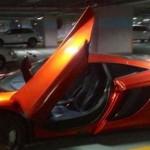 McLaren MP4-12C 用 マフラー 新製品情報 公開しました