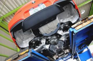 BMW M6 F134