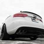 アウディ S5 3.0T スポーツバック 用 マフラー 新製品情報 公開しました
