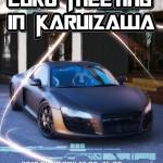 Euro Meeting (ユーロミーティング) in 軽井沢 2013