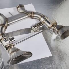 【生産終了】マクラーレン MP4-12C 用 iPE 可変バルブマフラー