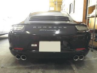 新車 ポルシェ 991 カレラS1