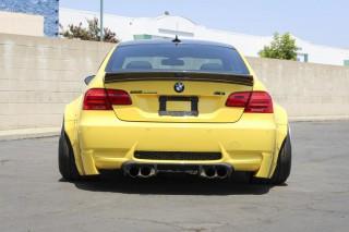 BMW E92 M3 x ESSスーパーチャージャー x LB Performance x iPE2
