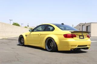 BMW E92 M3 x ESSスーパーチャージャー x LB Performance x iPE1