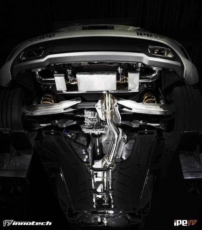 メルセデスベンツ A45 AMG イノテック 可変 バルブ マフラー リモコン w176