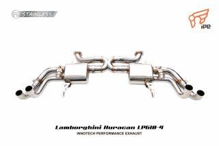 【再販】ランボルギーニ ウラカン LP610-4 用 iPE 可変バルブマフラー1