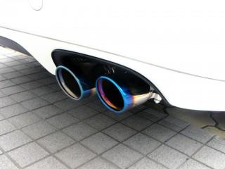 ポルシェ パナメーラ V6 3600cc × iPE 可変バルブマフラー3