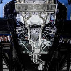 【生産終了】BMW M3(F80) / M4(F82) 用 iPE 可変バルブマフラー Loudバージョン [フルシステム]