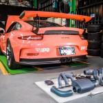 世界最速? 991 GT3 RS用 フルエキゾースト
