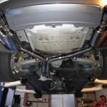 アウディ S5 B8 V8 4200cc に iPE マフラーを装着