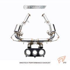 【再販】フェラーリ 458イタリア 用 iPE 可変バルブマフラー (Loud バージョン)