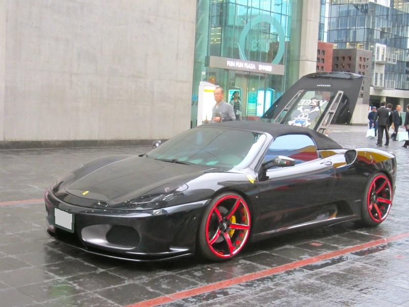 フェラーリ F430 スパイダー (Ferrari F430 Spider)1