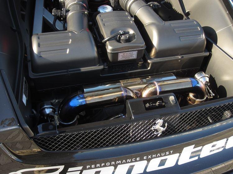 フェラーリ F430 (クーペ)6