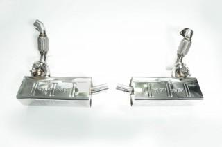 ポルシェ 987 (後期) ボクスター/ケイマン iPE 可変バルブマフラー [フルシステム]3