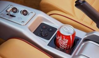 Ferrari 用 カーボン カップホルダー (F430/360/355/550/575)2