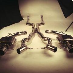 BMW M5 (F10) 用 iPE 可変バルブマフラー