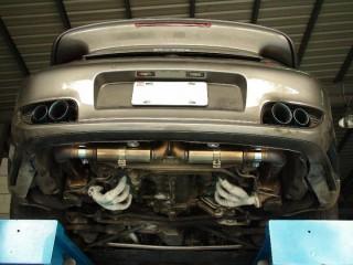 ポルシェ 997 ターボ (911 クーペ)5