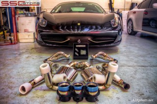 Ferrari 458 イタリア2