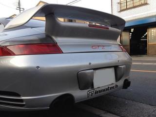 ポルシェ 996ターボ2