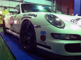 ポルシェ 997 GT34