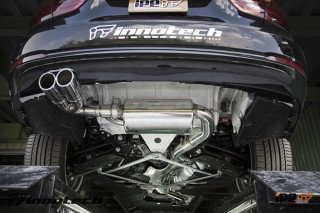 BMW 328i GT (F34) N20B20 用 iPE 可変バルブマフラー1