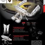 iPE 可変バルブマフラー webカタログ 2014 ランボルギーニ