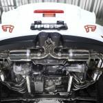 ポルシェ 991 GT3 用 マフラーがリリースされました。