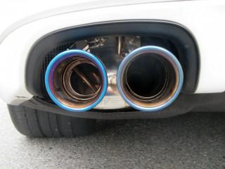 ポルシェ パナメーラ V6 3600cc × iPE 可変バルブマフラー4