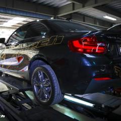 BMW M235i (F22) 用 iPE 可変バルブマフラー [フルシステム]