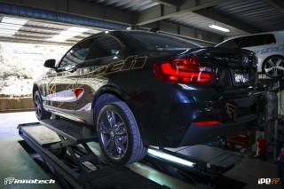 BMW M235i (F22) 用 iPE 可変バルブマフラー [フルシステム]1