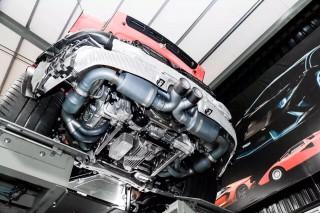 世界最速? 991 GT3 RS × iPE 可変バルブマフラー フルエキゾースト3