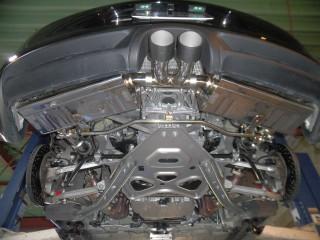 ポルシェ 981 ボクスター × iPE 可変バルブマフラー4