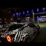フェラーリ 458 in ゴールドラッシュラリー x iPE 可変バルブ マフラー