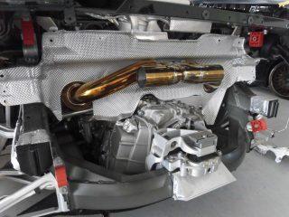 ランボルギーニ ウラカン LP610-4 × [チタン製] iPE 可変バルブマフラー6