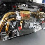 ランボルギーニ ウラカン LP610-4 × [チタン製] iPE 可変バルブマフラー