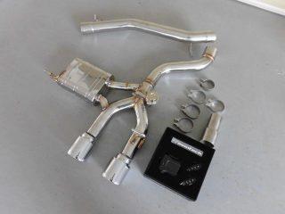 フォルクスワーゲン Golf 6R × iPE 可変バルブマフラー2