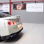日産 GTR R35 × iPE可変バルブマフラー × Goo-net レビュー